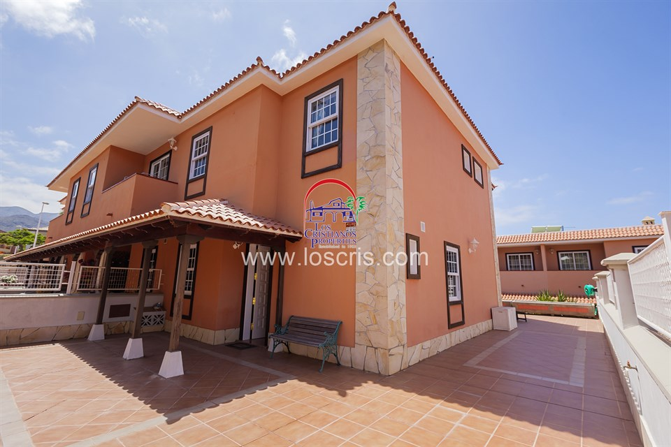 4 Bed TOWNHOUSE, LA CAPITANA, EL GALEON (ADEJE)