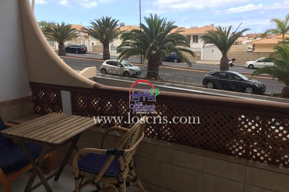 1 Bed APARTMENT, ED.FLAMINGO, PALM MAR (COSTA ARONA)