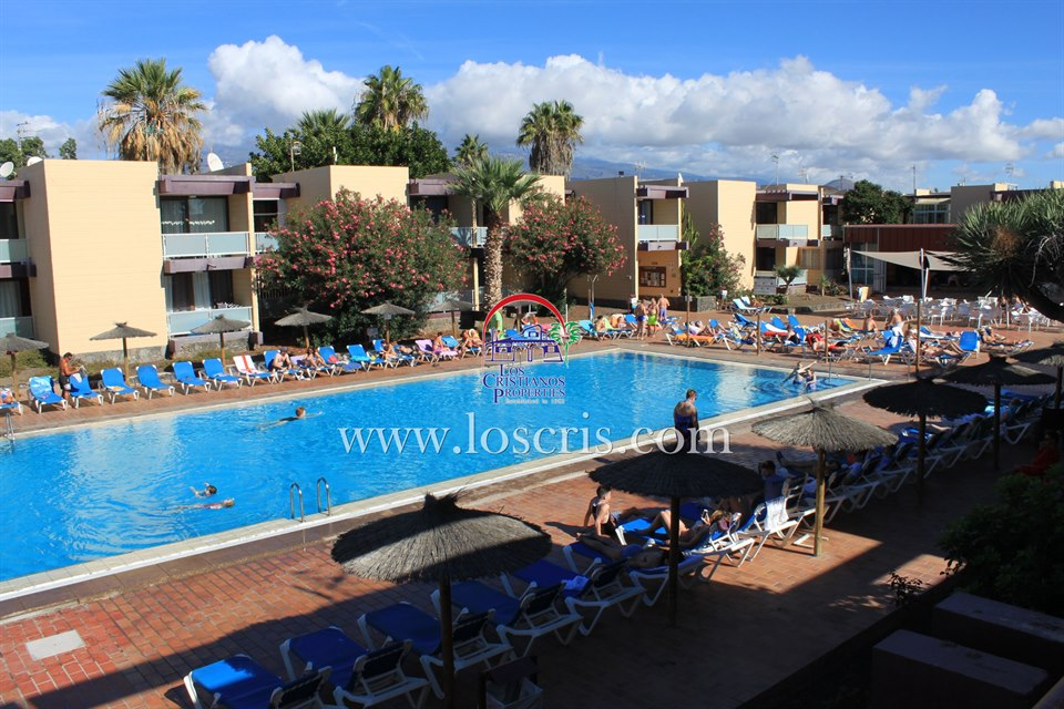 1 Bed APARTMENT, HOTEL PALIA DON PEDRO, COSTA DEL SILENCIO (COSTA ARONA)