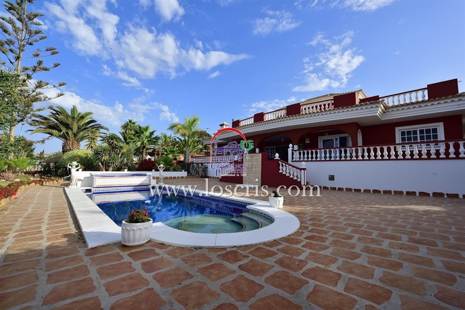 4 Bed VILLA, PLAYA PARAISO (COSTA ADEJE)