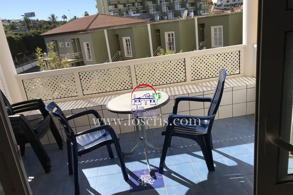 1 Bed APARTMENT, ORLANDO, TORVISCAS BAJO (COSTA ADEJE)