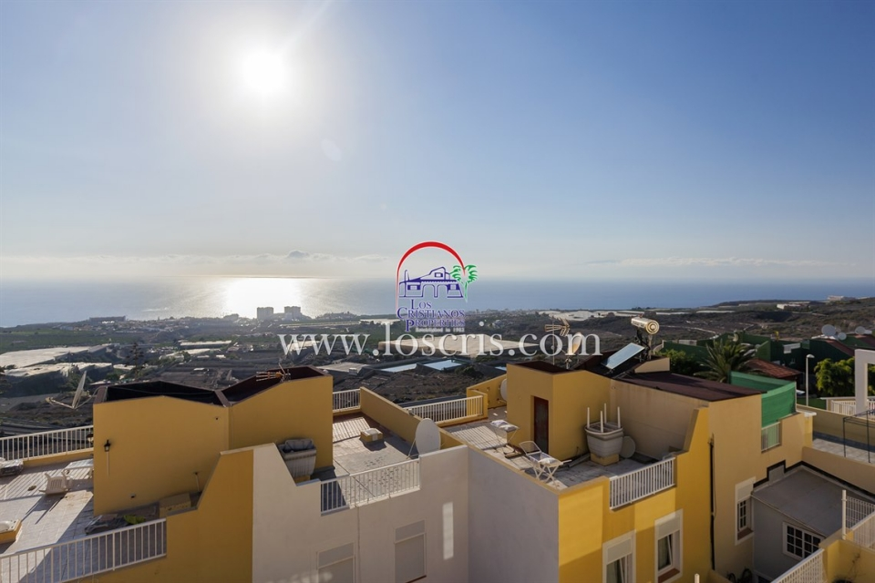 3 Bed TOWNHOUSE, RS. CHARCO DEL VALLE, LOS MENORES (ADEJE)