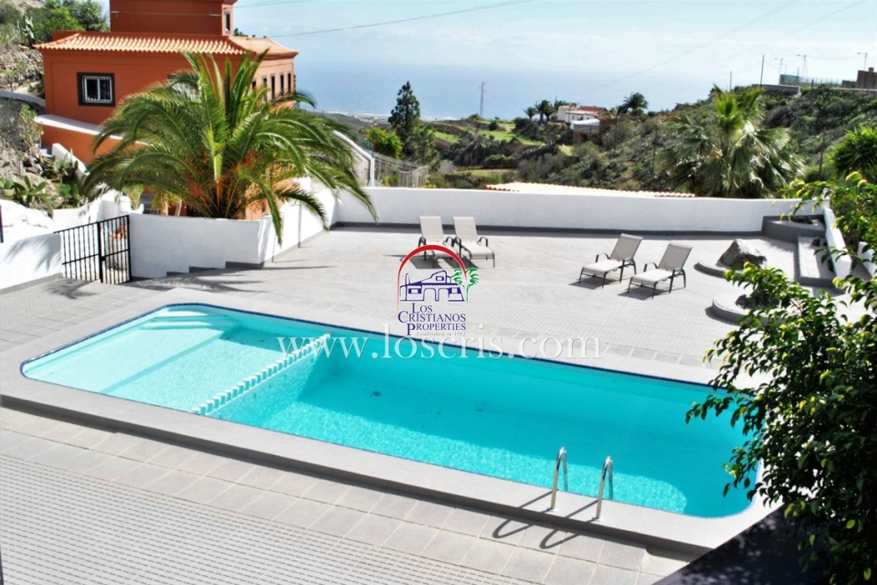 8 Bed INDEPENDENT VILLA, LOS BLANQUITOS, GRANADILLA