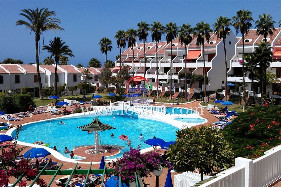 2 Bed APARTMENT, PARQUE SANTIAGO 2, PLAYA DE LAS AMERICAS