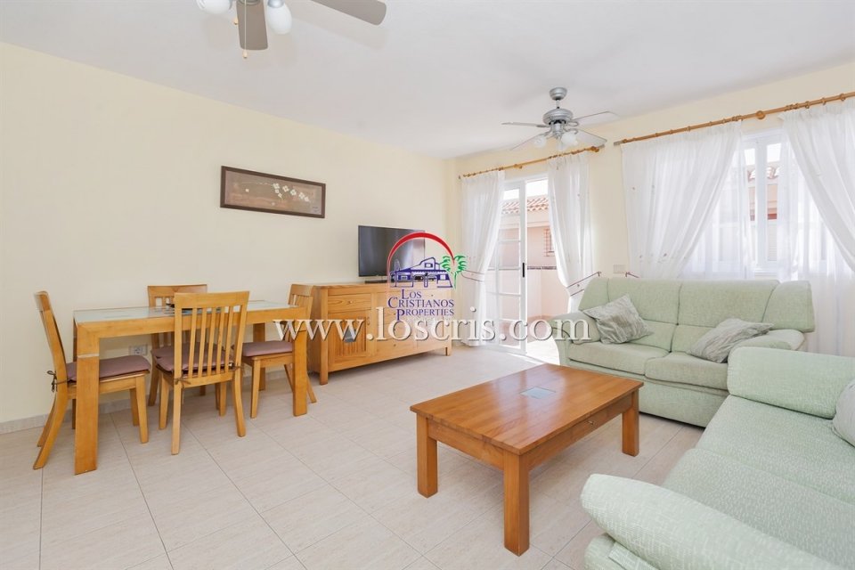 2 Bed APARTMENT, THE HEIGHTS, LOS CRISTIANOS