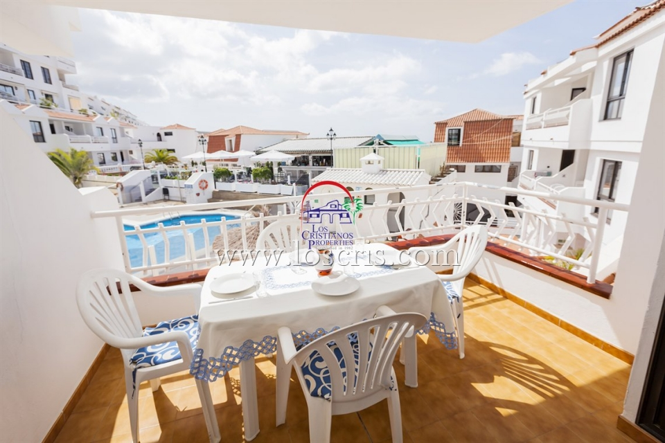 2 Bed APARTMENT, LOS DIAMANTES 2, LOS CRISTIANOS