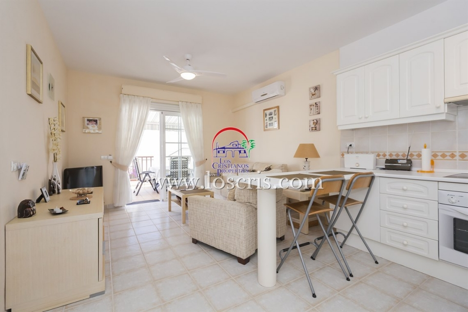 1 Bed APARTMENT, EL MIRADOR, LOS CRISTIANOS