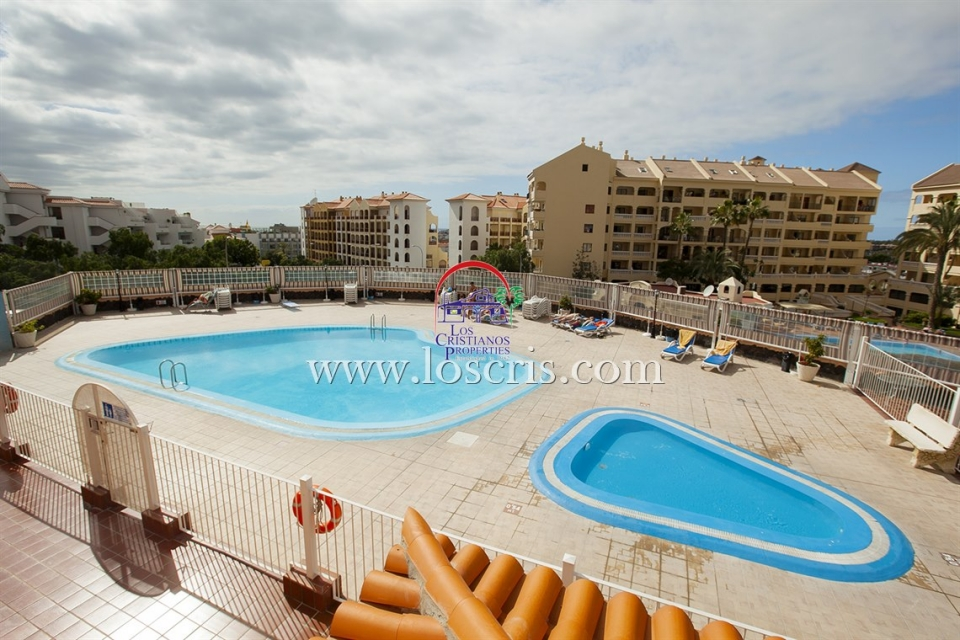 1 Bed APARTMENT, THE HEIGHTS, LOS CRISTIANOS