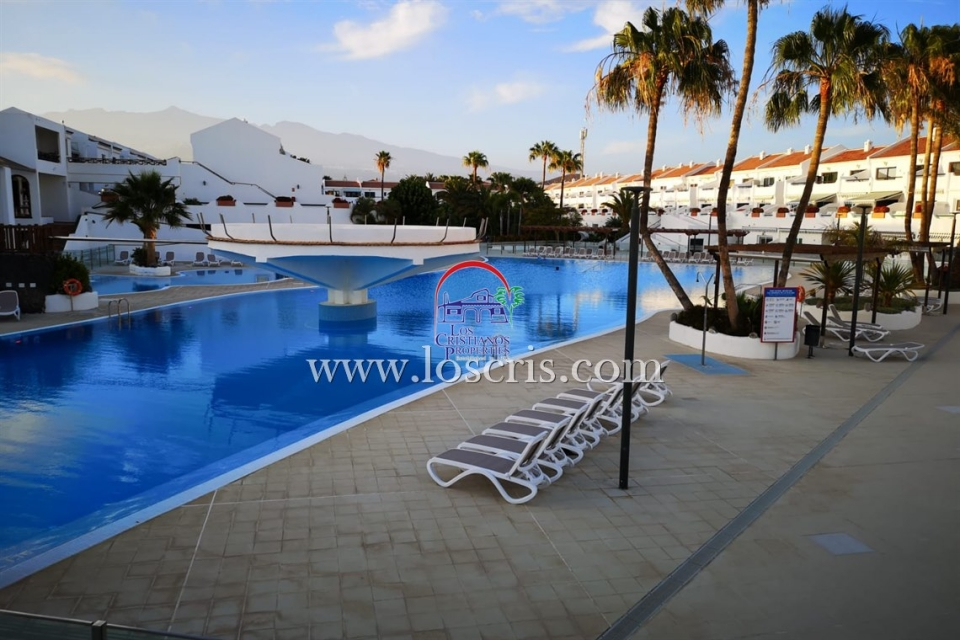 1 Bed APARTMENT, PARQUE DON JOSE, COSTA DEL SILENCIO (COSTA ARONA)