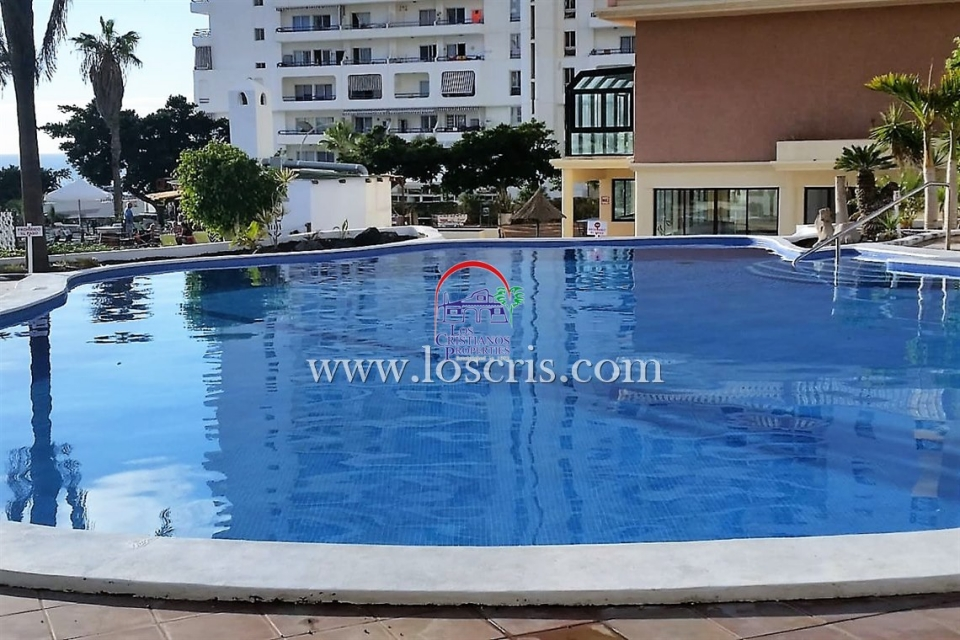 1 Bed APARTMENT, CLUB PARAISO, PLAYA PARAISO (COSTA ADEJE)