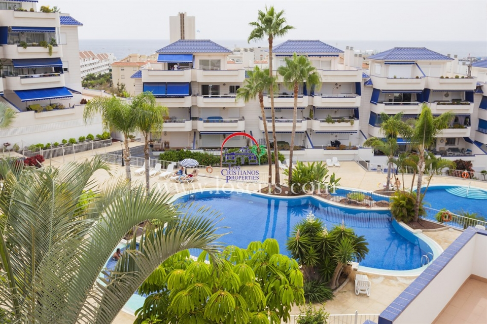 3 Bed APARTMENT, PLAYA GRACIOSA 2, LOS CRISTIANOS