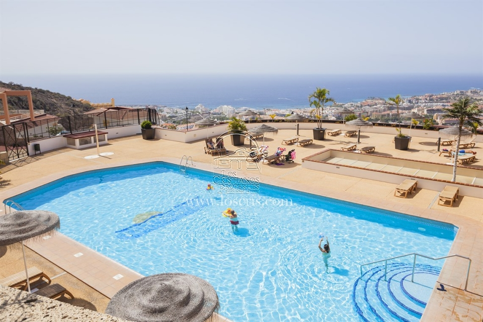 2 Bed APARTMENT, THE SUNSET, TORVISCAS ALTO (COSTA ADEJE)